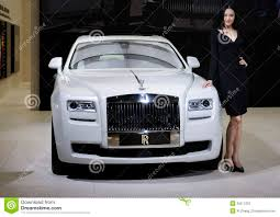 Rolls-Royce Car editorial photography. Image of transportarion ...