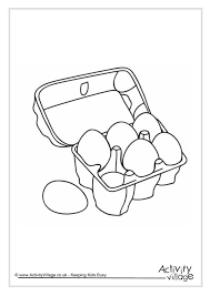 eggs_colouring_page_2_460_1 food and drink colouring pages on can you put food coloring in chocolate