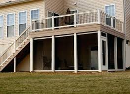 screened in porch under deck screened porch under deck ideas screened porch deck