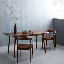 dining room furniture designs. lena midcentury dining table room furniture designs a