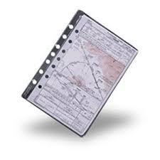 Jeppesen Chart Study Guide Jeppesen Approach Chart Pocket 3 Pack 10001300 Js626015