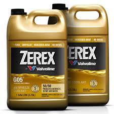 Ford Coolant Chart Valvoline Zerex G 05 Antifreeze Coolant Product
