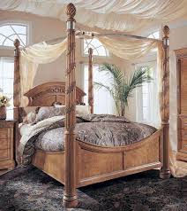 California King Size Canopy Bed Best Of King Size Wynwood Canopy Bed ...