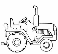 Small Picture Top Free Printable Tractor Coloring Pages Tractors 10423