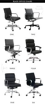 black and white office furniture. my place choosing an office chair black and white furniture