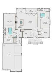 2100 sq ft ranch house plans lovely craftsman style house plan 3 beds 2 50 baths