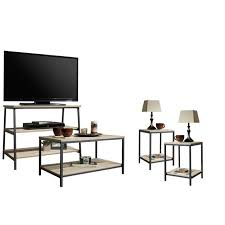 home square 4 piece living room coffee