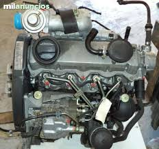 MIL ANUNCIOS.COM - Motor Seat Leon 1.9 tdi 110cv ASV