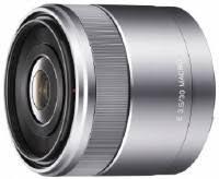 <b>Sony SEL</b>-<b>30M35</b> 30mm F3.5 Macro – купить <b>объектив</b>, сравнение ...