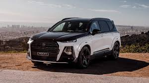 Для Hyundai Santa Fe разработан <b>обвес</b> в стиле туринговых ...