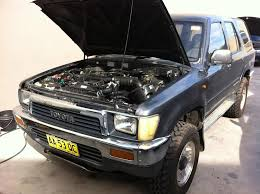 Toyota Surf LN130 – 2L TE Diesel | P & G Motors