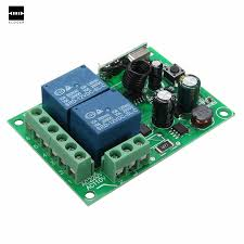 online get cheap relay 10a aliexpress com alibaba group new 315mhz 2 ch wireless relay rf remote control switch transmitter dc 12v 220v 10a heterodyne receiver integrated circuits