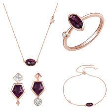 details about newshe jewelry set sterling silver purple amethyst ring pendant earring bracelet