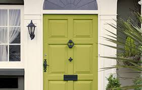 green front doorsExterior Homes  Color Inspiration from SherwinWilliams