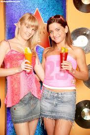 Two Lesbian Teenies Playing Dirty Sex Games In A Public Bar Porn Titan