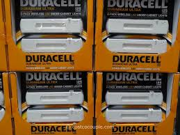 duracell led undercabinet light costco 6