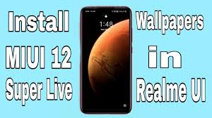 Download MIUI 12 Live Wallpapers for ...
