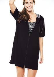 plus size cover up hooded terrycloth coverup plus size cover ups woman within