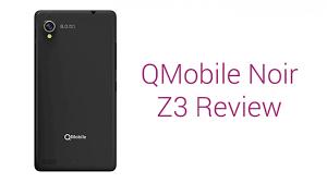 QMobile Noir Z3 Review
