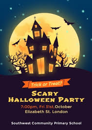 Party Flyer Creator Halloween Party Flyer Maker Create Customized Flyer Designs Online