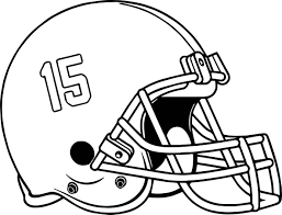 Small Picture Bama Alabama Helmet Fifteen Number Coloring Page Wecoloringpage