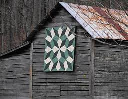 1000+ images about Barn Quilts on Pinterest   Barn quilt patterns ... & Barn Quilts and the American Quilt Trail: Hankerin' for the Hills Adamdwight.com