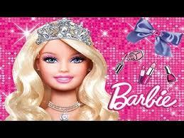 barbie princess makeup tutorial