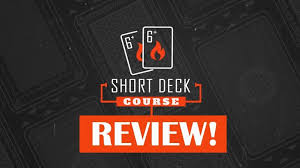 Upswing Short Deck Course Review Ultimate Strategy From