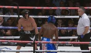 It is the fifth fight on the. Who Won Jake Paul Vs Deji And Ksi Vs Logan Paul Fights Results From Youtube Boxing Night At The Manchester Arena