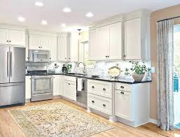 modern kitchen soffits crown molding ideas