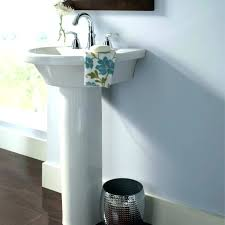glacier bay pedestal sink narrow high chair small pedestal basin enchanting glossy white glacier bay intended glacier bay pedestal sink
