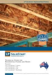 Lp Solidstart Engineered Wood Products Pages 1 24 Text