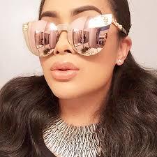 Women Gothic <b>Fashion</b> Designer <b>Sunglasses</b>. (Alloy Frame + 6 ...