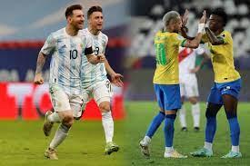 Kupa Amerika'da finalin adı: Brezilya - Arjantin - MEGA SPOR