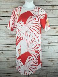 Hawaii Clothing Designers Vtg Malihini Hawaii Designers Collection Dress Womens Size