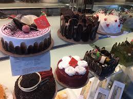 Cakes At Paris Levain Bakery Cafe Miri 101 Commercial Centre