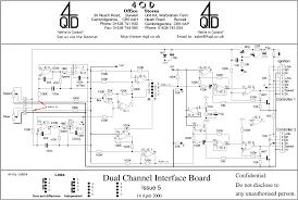 4qd tec joystick interface circuits Western Plow Joystick Wiring Schematic circuit diagram of dci 111