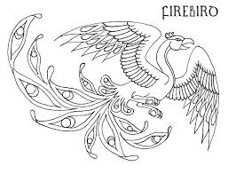 Phoenix Coloring Pages 24480 And Theotix Me In - zimeon.me