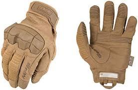 Mechanix M Pact Size Chart Mechanix M Pact 3 Gloves Coyote Large