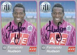 Fernando Hudson (19 kč) :: autogramy