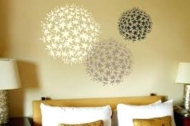 flower wall stencils flower stencil large stencils for wall painting reusable flower wall border stencils flower wall stencils