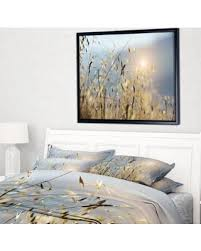 designart typical tuscany sunset italy landscape framed canvas art print 62 in  on typical wall art size with on sale now 10 off designart typical tuscany sunset italy