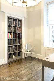 home office in a closet. Closet Bookcase Convert To Home Office Diy In A W