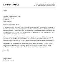 Resume Cover Letter For Entry Level Position Sample Entry Level Resume Cover Letter Cover Letter For Entry Level