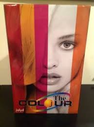 Details About The J Colour Fashion Color Hair Color Chart Swatch Book Line By Jalyd