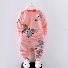BibiCola <b>Spring Autumn Newborn Baby</b> Girl Clothing Set Kids ...