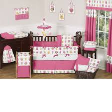 lovely jojo baby bedding sets for your babies cute pink happy owl jojo baby bedding