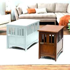 furniture style dog crate. Furniture Style Dog Crate Coffee Table Kennel Ideas . T