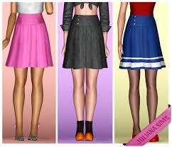 Juliana Sims: Cocktail Shock Skirt - Teens to Adults | Sims, Fashion, Skirts