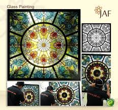 glass painting back painted glass your door to unique design ideas manjunath i